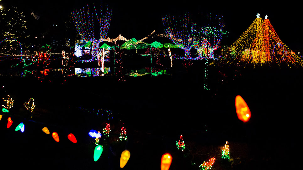 Our Magical Lights of Christmas Holiday Festival for 2019